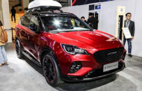 معرفی جدیدترین خودرو چینی برای عرضه در بازار ایران + عکس