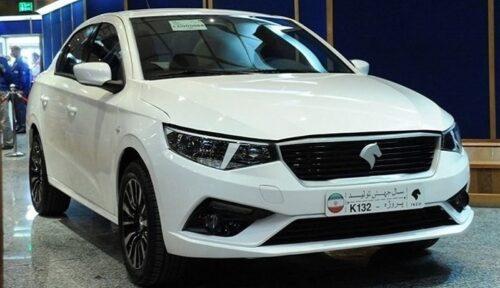 تارا جدیدترین محصول ایران خودرو با حضور وزیر صمت رونمایی شد