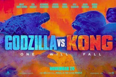 تریلر جدید فیلم گودزیلا علیه کینگ کونگ GODZILLA VS KONG