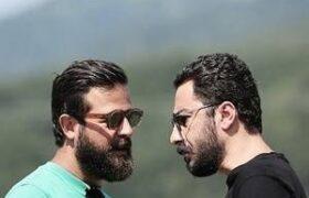 خداحافظی نوید محمدزاده از سریال قورباغه