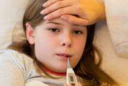 پایین آوردن سریع تب بزرگسالان و کودکان بدون دارو در خانه