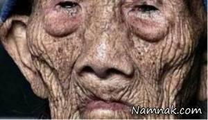 رکورد دار پیرترین مرد جهان با ۲۵۶ سال سن+عکس