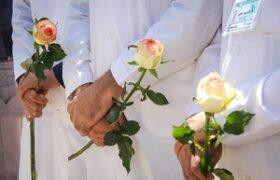 درگذشت پرستار باردار بیمارستان لقمان بر اثر کرونا