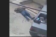 قتل وحشتناک داماد توسط پدر زن با تفنگ در کوچه