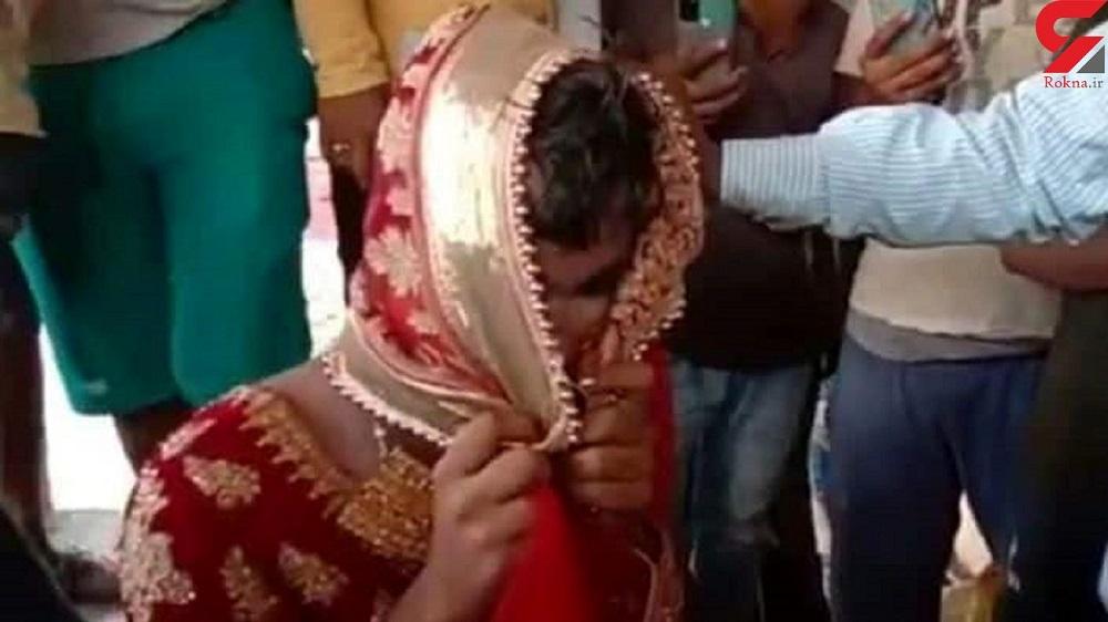 بازداشت مرد زن نما در جشن عروسی !